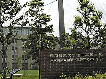 東京 農業 大学 第 一 高校